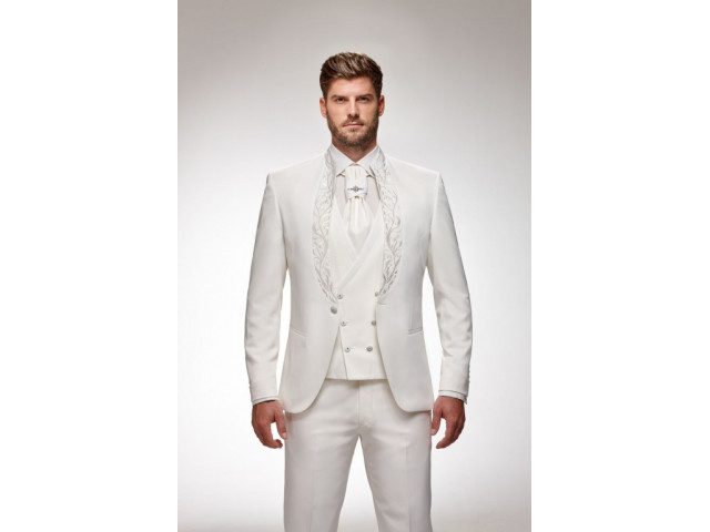 Costumes homme - Ma robe blanche